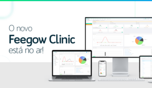 novo feegow clinic